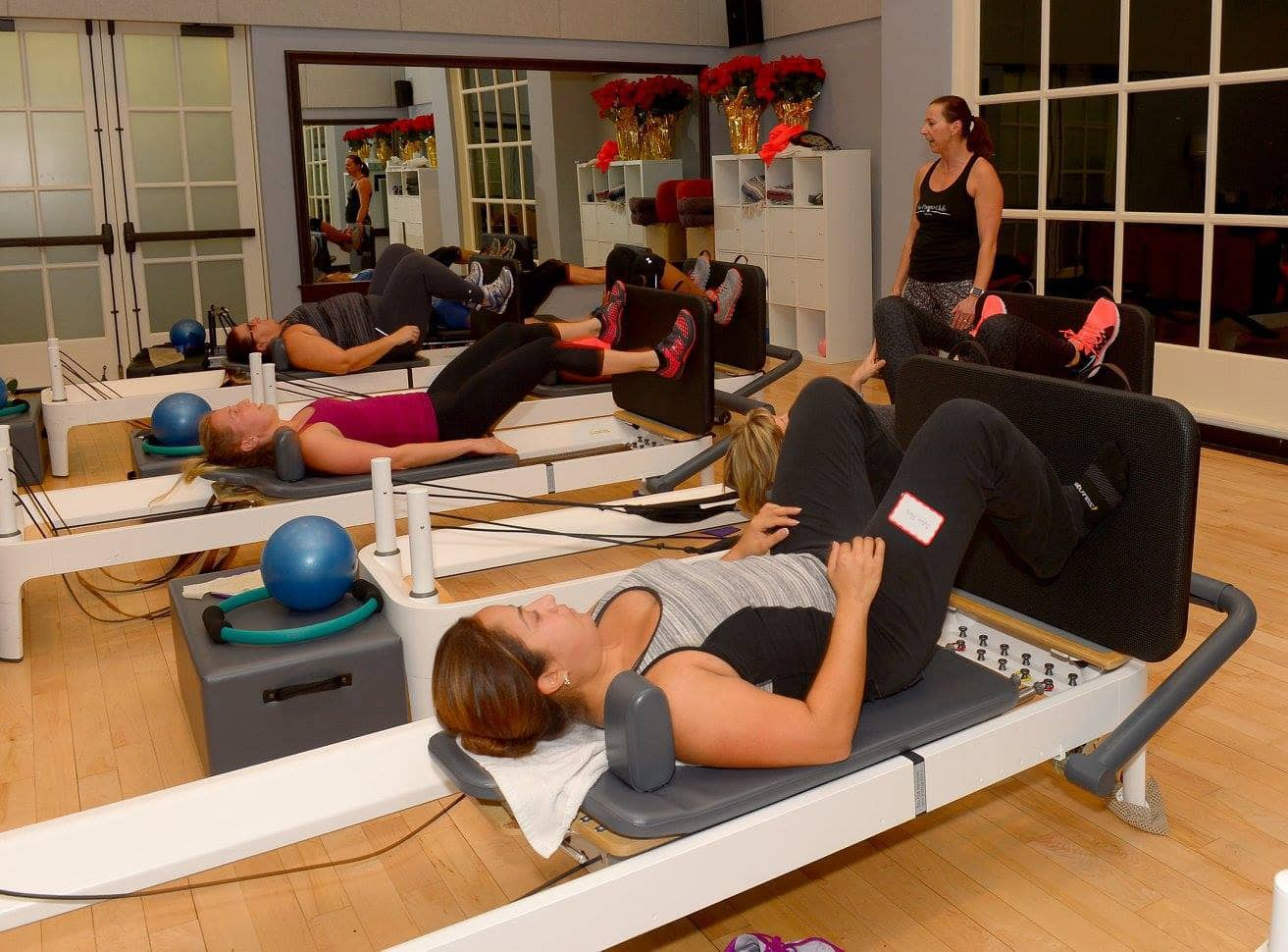 Pilates Fall In Love