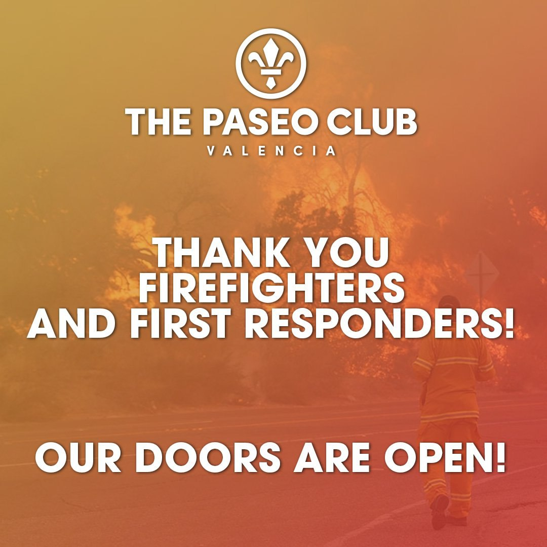 OUR DOORS ARE OPEN