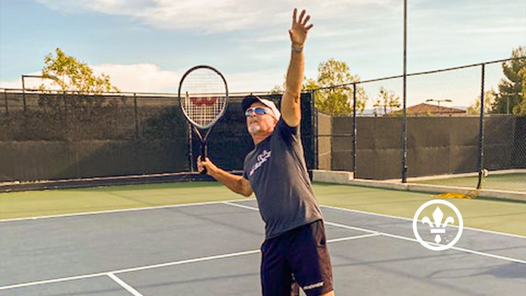 The Non-Dominant Hand's Role In Tennis