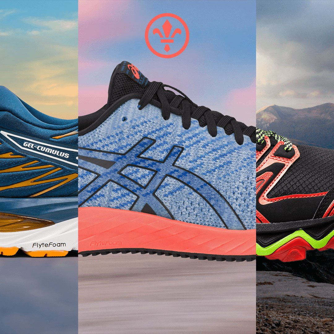 Do You Have The Right Shoes For Your Workout?