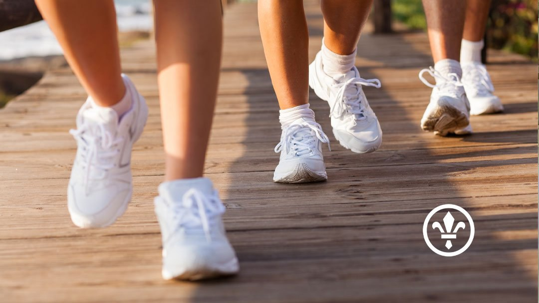 Did You Know Paseo Has A Walking Group?