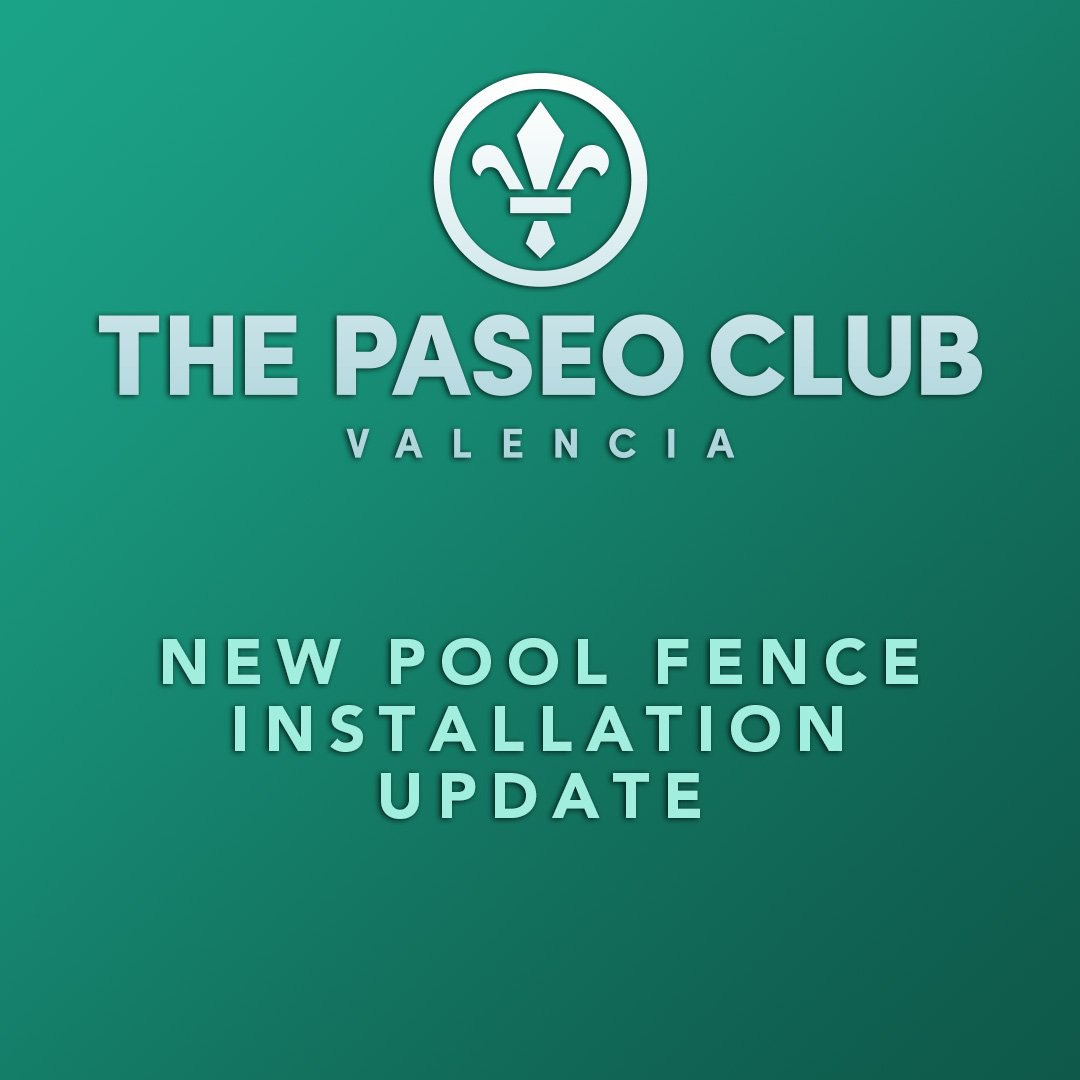 Pool Fence Installation UPDATE